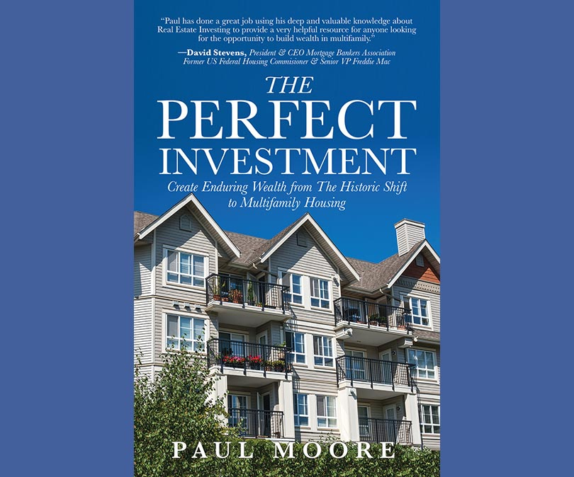 Paul Moore Book on Multifamily Investing