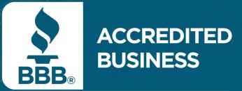 Better Business Bureau Seal of Approval